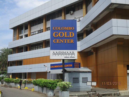Colombo Gold Center