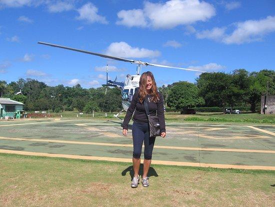 Foz do Iguacu: Viaggio in elicottero sopra le cascate