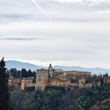 The best time in Granada !