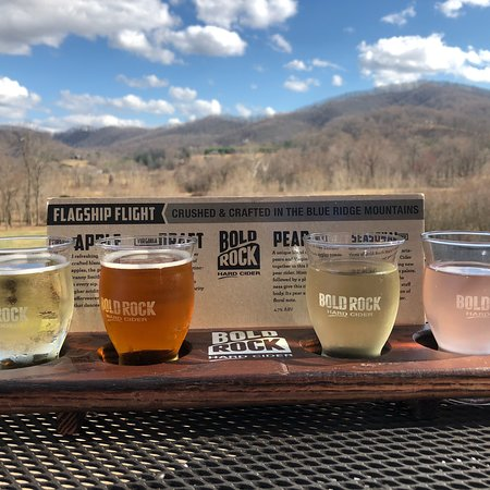 Nellysford, VA: Bold Rock Hard Cider