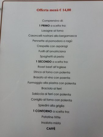 Ristorante Pizzeria Quattro Cime: 20180407_125254_large.jpg