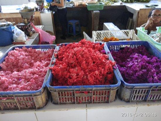 Sanur Morning Market ภาพถ่าย
