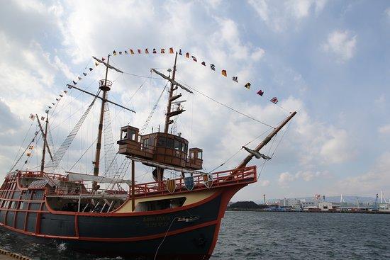 santa maria 大阪市 帆船型観光船サンタマリアの写真 トリップ