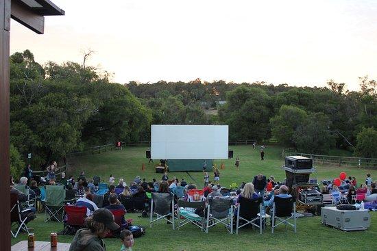 Dardanup, Australia: St. Aidan Wines Film on the Ferguson evening