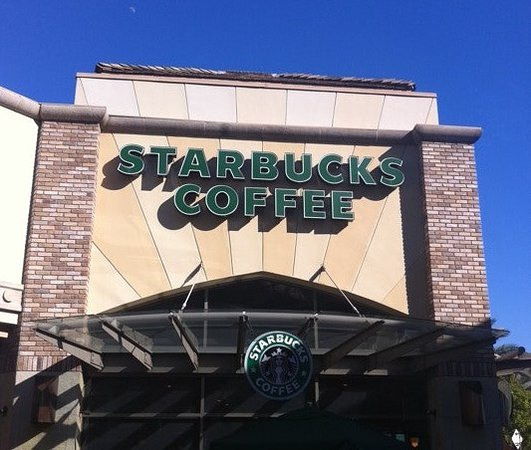 Commerce, CA: starbucbucks