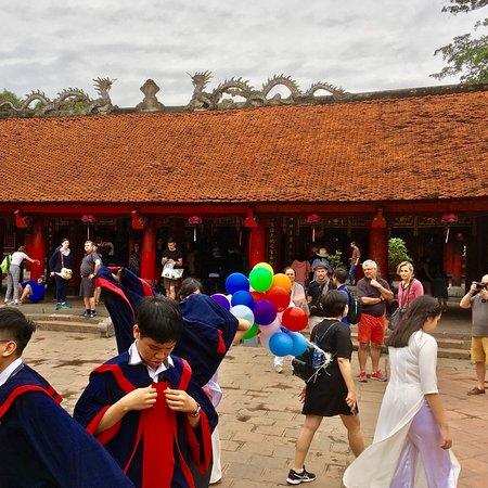 Temple of Literature & National University – fénykép