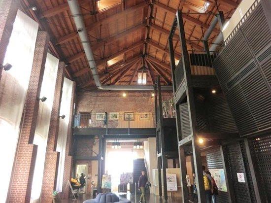 Old Moji Zeikan: 旧税関の内部