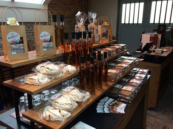 Gouda, Pays-Bas : Winkel in koffiehoek