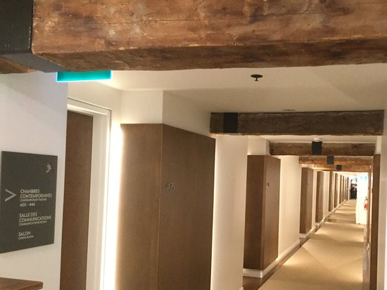 Chambres contemporaines - Photo de Le Monastère des Augustines ...