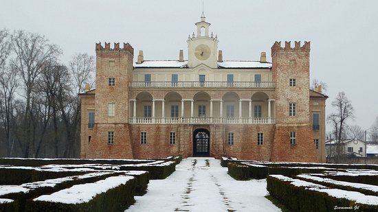 Villa Medici del Vascello: Vista Esterna | Frontale