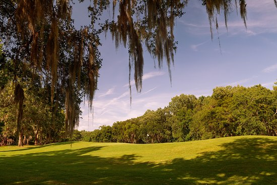 Bluffton, SC: Golf course view 2