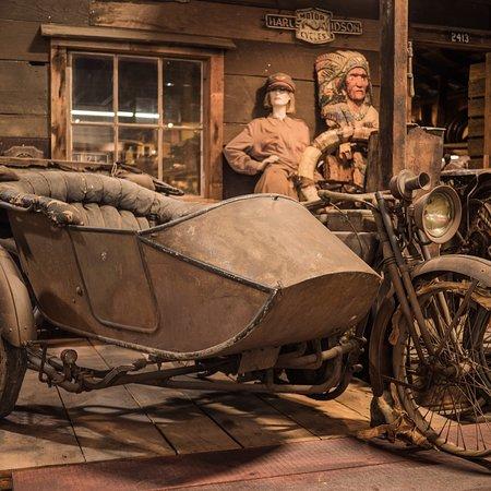 Wheels Through Time Transportation Museum: photo3.jpg