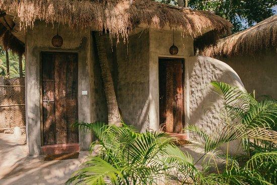 Пляж Ашвем, Индия: Bungalow
