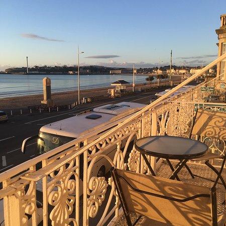 Best views, lovely hotel!