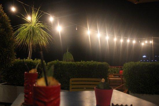 Bar En La Terraza Picture Of Dash Hotel Seminyak Bali