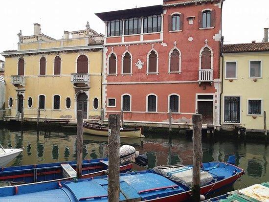 Corso del Popolo: veduta dal canale