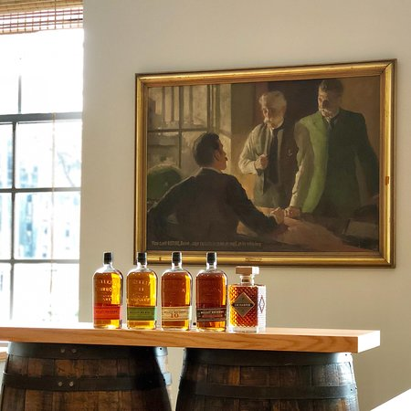 One of our favorite distilleries