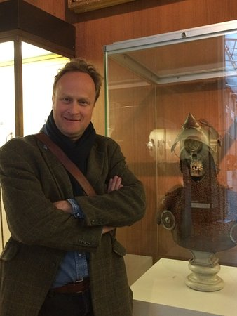Nunkie Tours: The ghost of Brave Alonso in the Fitzwilliam Museum