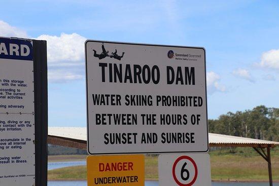 Atherton, Australie : Tinaroo Dam
