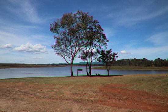 Atherton, Australie : I liked this view