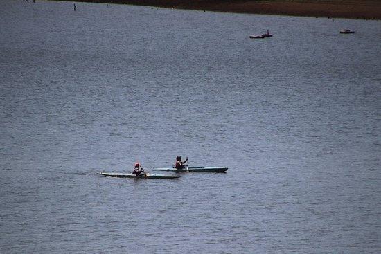 Atherton, Australie : Kayakers