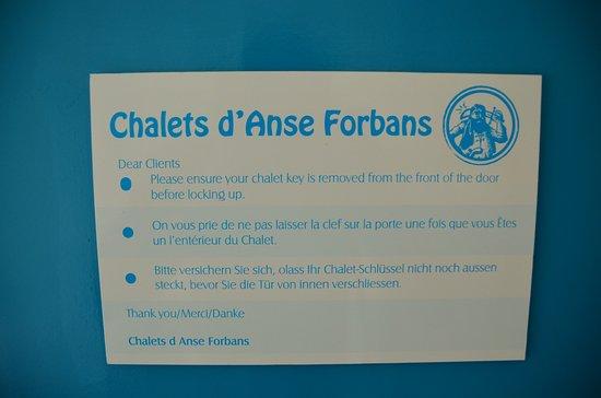 Imagen de Chalets d'Anse Forbans