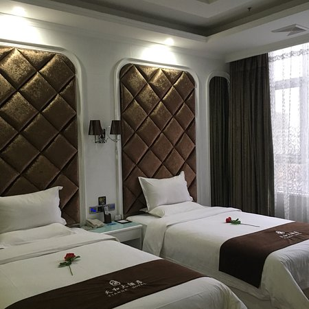 Jingbian County, Cina: Tianhe Hotel