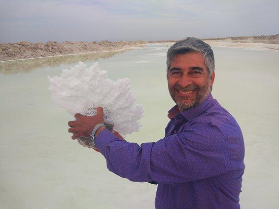 reza varzaneh varzaneh desertの写真 トリップアドバイザー