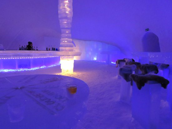 Arctic SnowHotel & Glass Igloos Picture