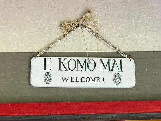 Makawao, Hawaï: E KOMO MAI