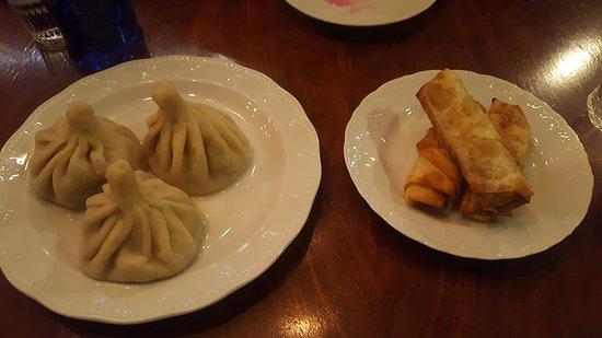 Rusiko Restaurant: Chinkali