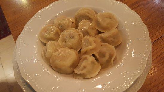 Rusiko Restaurant: Pielmieni