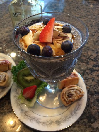 Skaneateles, NY: Mediterranean Style Breakfasts Served Daily