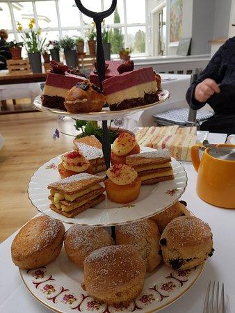 Buckerell, UK: Afternoon Tea