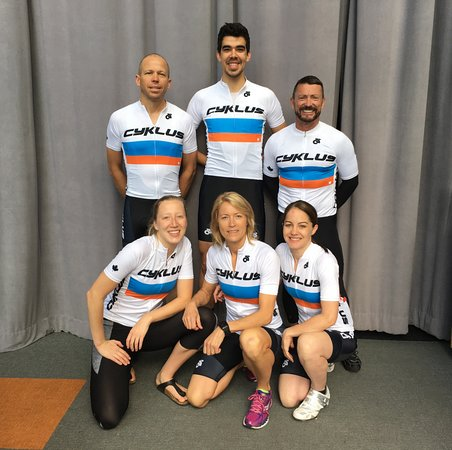 Vancouver, Kanada: Our Spin Instructor Crew