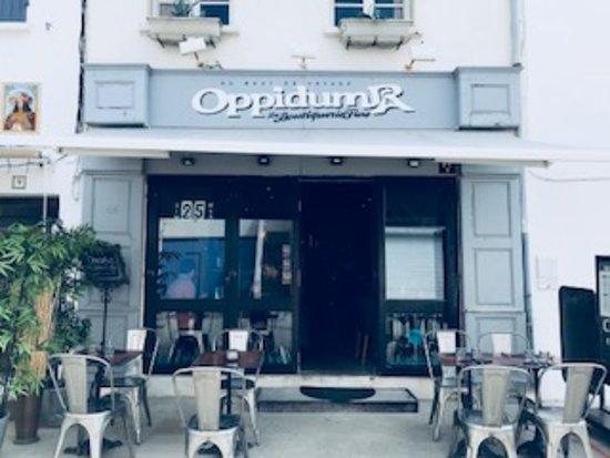 Hotel Restaurant L Oppidum