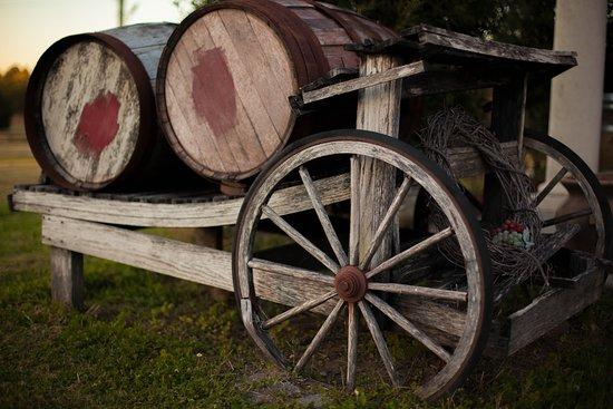 Calera, AL: CFW Barrels