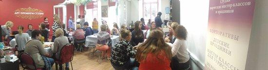 Yaroslavl, Rusia: Мастер-классы в Ярославле. Помещение до 40 человек. Кулинарные и творческие мастер-классы
