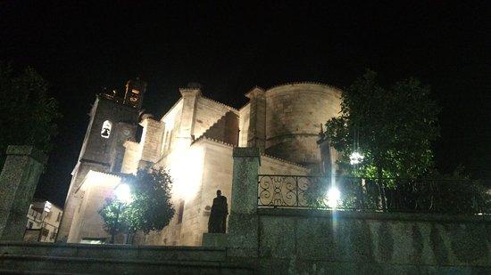 Brozas, España: Centro Pueblo