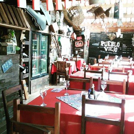 Pueblo Viejo Algarrobo