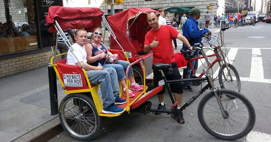 ‪New York Pedicab Services‬