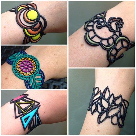 The Rave'n  Image: Batucada Bracelets