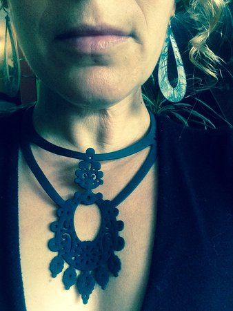 The Rave'n  Image: Batucada Necklace