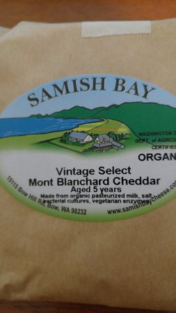 Bow, WA: Samish Bay Cheese