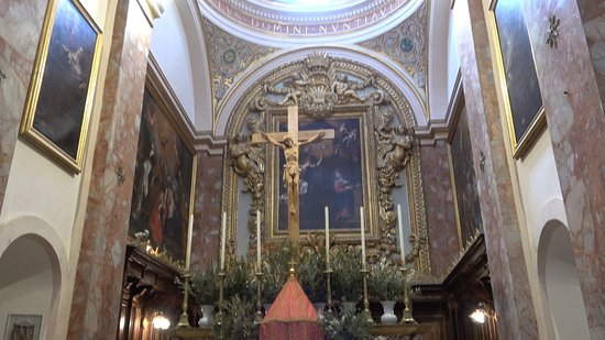 Mdina, Malta: Church of the Annunciation of Our Lady