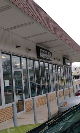 Seekonk, MA: the restaurant is tucked into an unassuming storefront