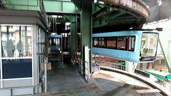 Wuppertaler Schwebebahn Kaiserwagen: Schwebebahn