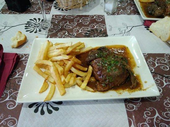 Restaurant Maria Belen: Comida casera