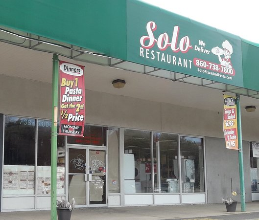 Barkhamsted, CT: SOLO IS NOW CLOSED