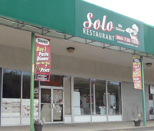 Barkhamsted, Κονέκτικατ: SOLO IS NOW CLOSED